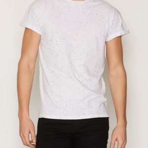 New Look Spary Wash Tee T-paita White