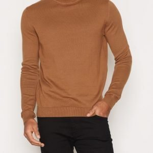 New Look Turtle Neck Pusero Stone