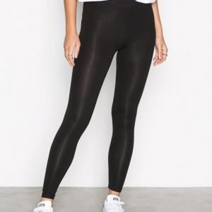 New Look Ve Ankle Lenght Legging Leggingsit Black