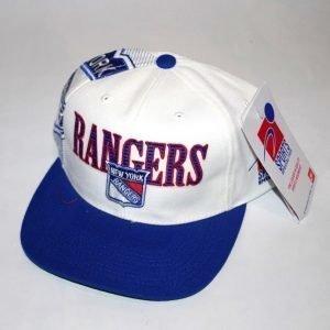New York Rangers Cap NHL keps -