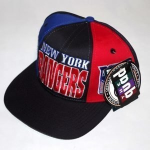 New York Rangers Cap NHL keps -