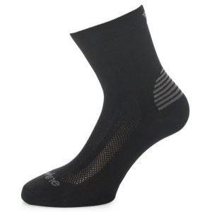 Newline Base Sock Black