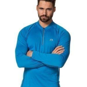 Newline Base Zip Shirt 016 Blue