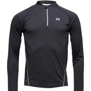 Newline Base Zip Shirt urheilualuspaita
