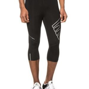 Newline Compression Knee Tights 060 Black