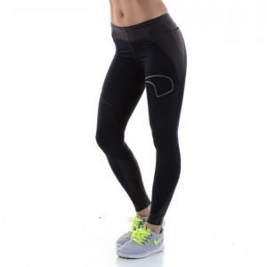 Newline Iconic Power Tights Treenitrikoot Musta