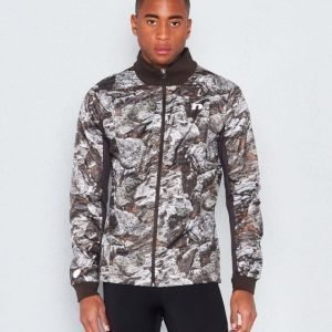Newline Imotion Printed Cross Jacket 352 Granite