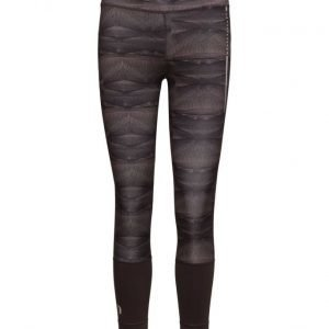Newline Imotion Printed Warm Tights urheilutrikoot