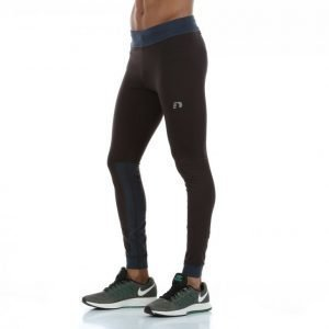 Newline Imotion Warm Tights Treenitrikoot Ruskea