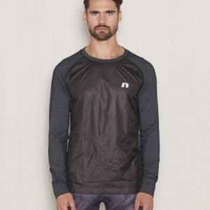 Newline Imotion Windbreaker Shirt 344 Chocolate