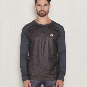 Newline Imotion Windbreaker Shirt 344 Chocolate