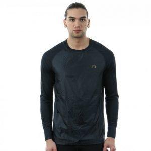 Newline Imotion Windbreaker Shirt Treenipaita Sininen