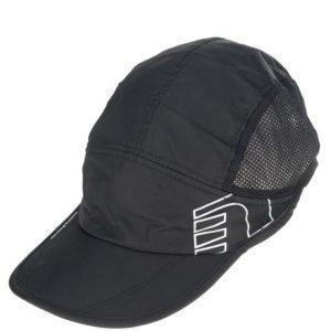Newline Running Cap 060 Black