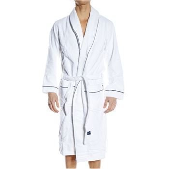 Newport Maidstone Bathrobe White