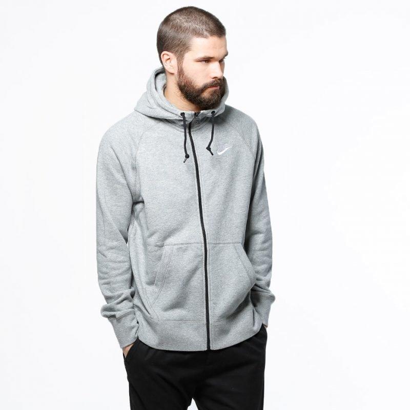 Nike AW77 -zip huppari