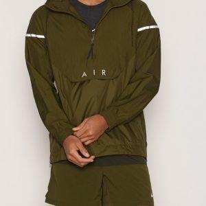 Nike Air Hybrid Jacket Takki Vihreä