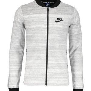 Nike Av15 Knit Jkt Collegepaita