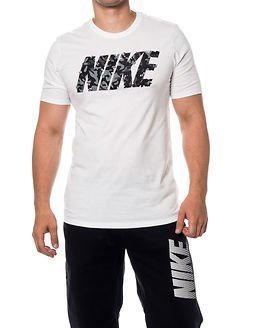 Nike Camo Spill White