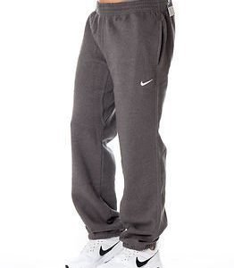 Nike Club Cuff Pant Charcoal Heat