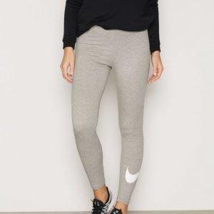 Nike Club Legging Leggingsit Tummanharmaa