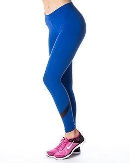 Nike Club Legging Logo Blue/Black