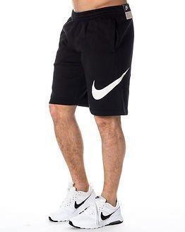Nike Club Short Swoosh Black