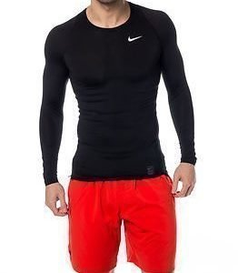 Nike Cool Comp LS Black