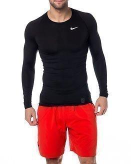 Nike Cool Comp LS Black
