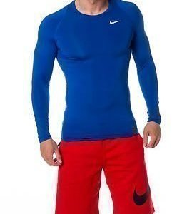 Nike Cool Comp LS Blue