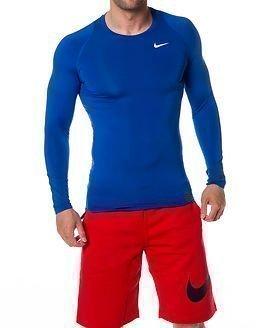 Nike Cool Comp LS Blue