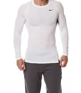 Nike Cool Comp LS White
