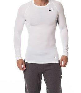 Nike Cool Comp LS White