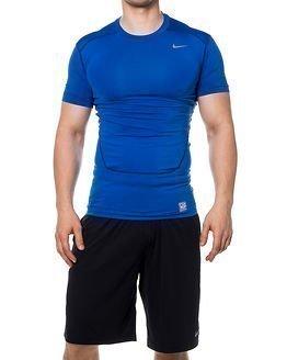 Nike Core Compression Top Blue