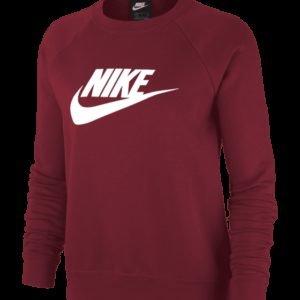 Nike Essntl Crew Flc Hbr Collegepaita