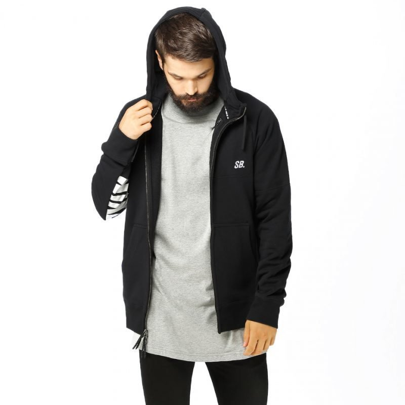 Nike Everett Graphic -zip huppari