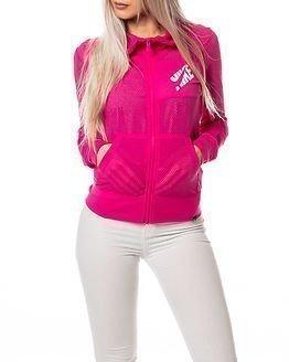 Nike FZ Hoody Mesh Pink