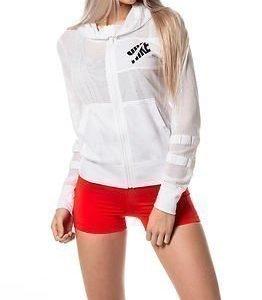 Nike FZ Hoody Mesh White