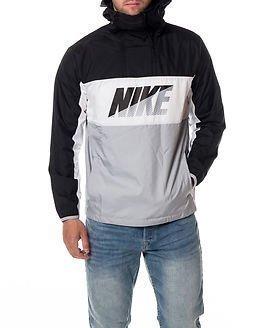 Nike Halfzip Jacket Black/White