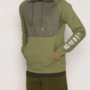 Nike Hoodie BB Air Hybrid Pusero Green