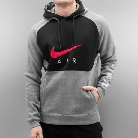 Nike Huppari Harmaa