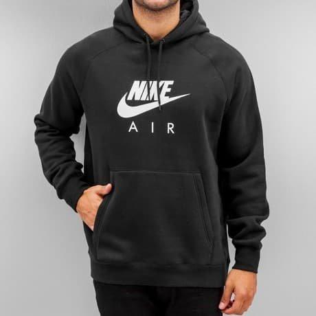 Nike Huppari Musta