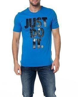 Nike JDI Photo Fill Blue