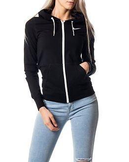 Nike Jersey Hoody Black