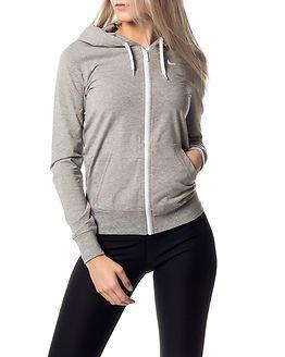 Nike Jersey Hoody Light Grey
