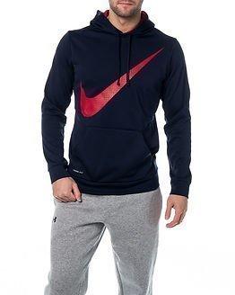 Nike KO Sonic Fade Hoodie Blue