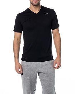 Nike Legend 2.0 SS V-Neck Black