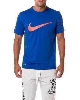 Nike Legend Mesh Swoosh Blue