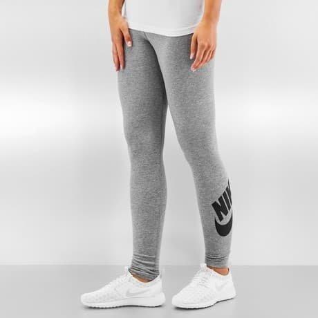 Nike Leggingsit Harmaa