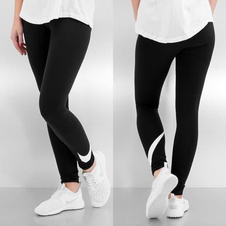 Nike Leggingsit Musta