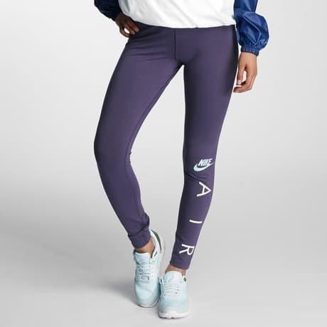 Nike Leggingsit Purpuranpunainen